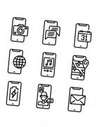 Por tipo de móvil